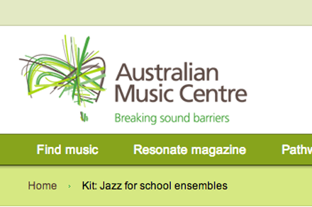 Jazz for school ensembles / arrangements and resource by Gai Bryant