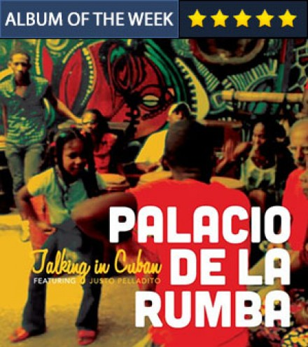 Palacio de la Rumba CD Review