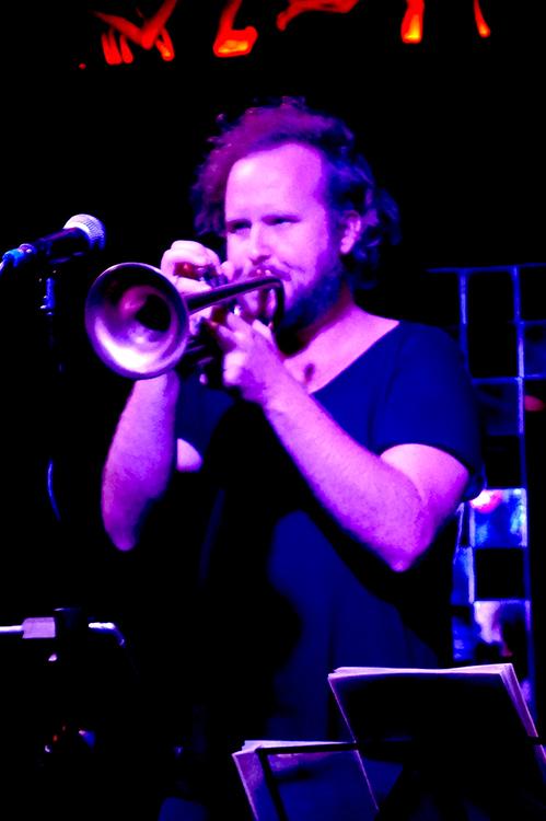 Eamon Dilworth – Trumpet