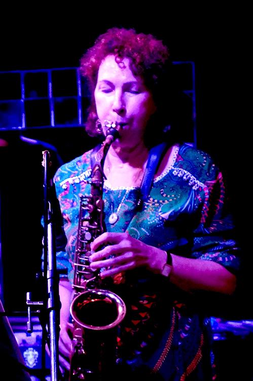 Gai Bryant – Saxophone, Flute