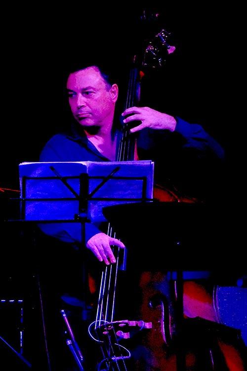 Stan Valacos – Double Bass